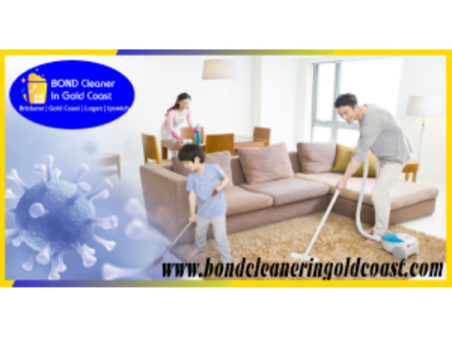 Eco Friendly End Of Lease Cleaning Gold Coast - 1