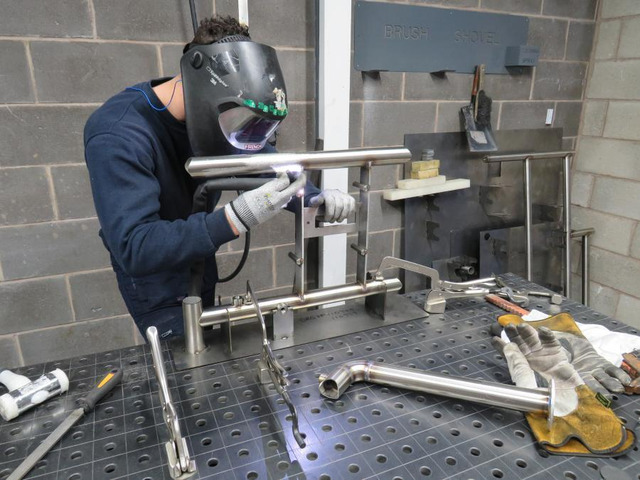 Get Your Steel Fabrication Done With Advanced Technology! - 1