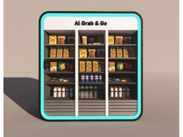 Choose only the best industrial vending machines - 1