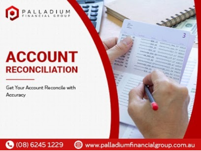 Account Reconciliation Services in Perth - 1