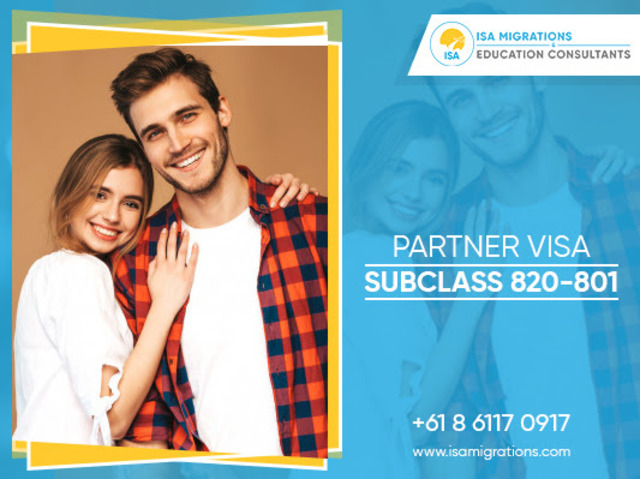 Get Your Partner Visa Subclass 820 With Migration Agent Perth - 1