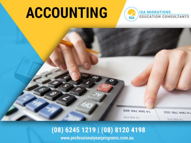 Professional Year Program-Accounting - 1