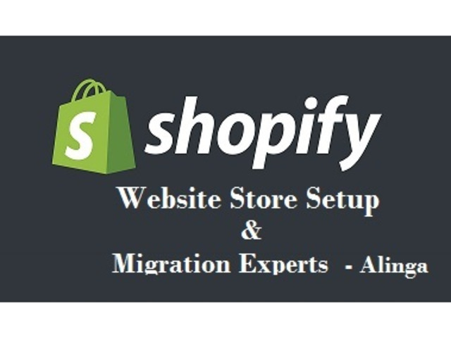 Hire a renowned agency for Shopify website setup - 1