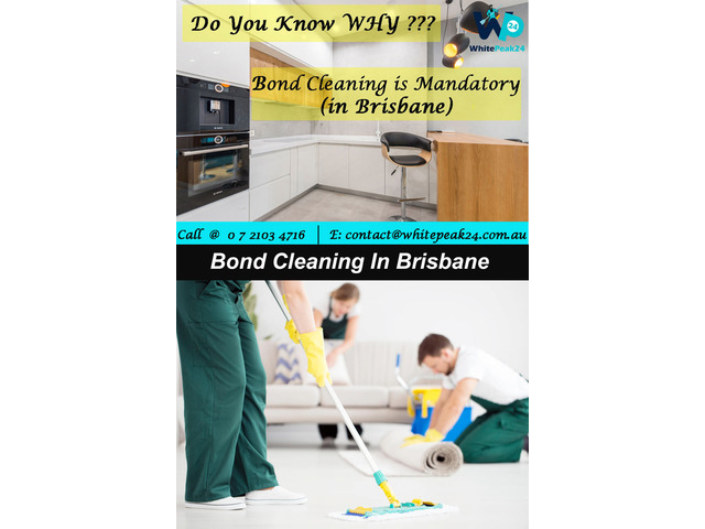 Bond Back Cleaning in Brisbane   End of Lease Cleaning in Brisbane   Exit Cleaning in Brisbane - 1