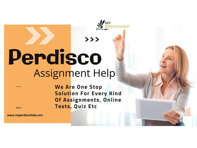 Perdisco practice set solutions - 1