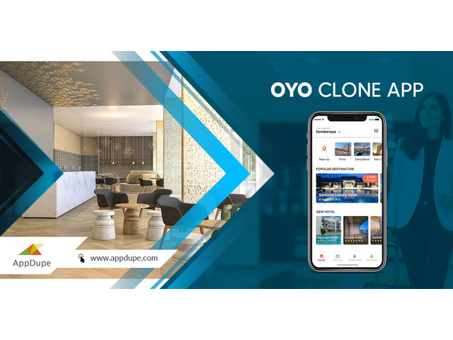 Globalize your hospitality business by launching a hotel booking app like OYO - 1