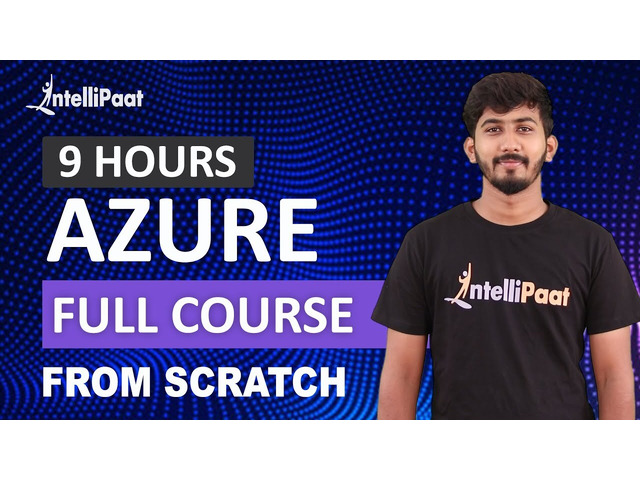 Azure Training | Azure Tutorial | Intellipaat - 1