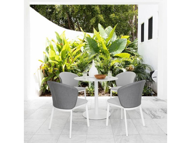 Contact a reputable company to purchase quality outdoor dining chairs in Brisbane - 1