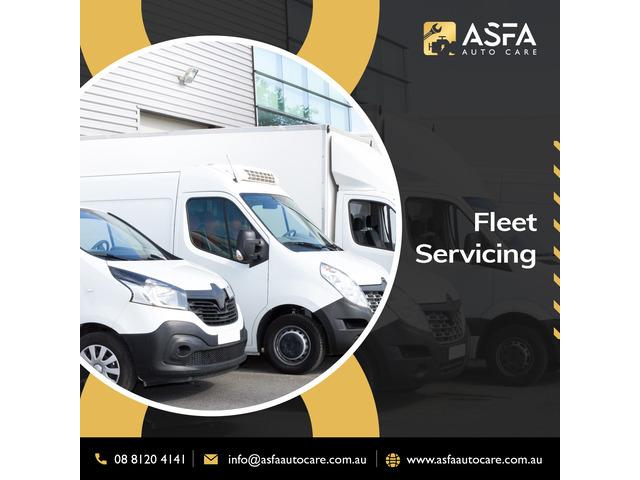 We provide the best fleet maintenance service in Adelaide - 1