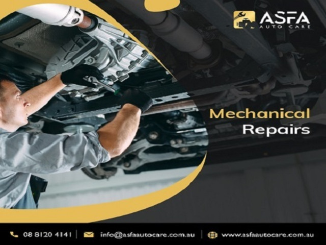 Looking for an Auto Mechanic service in Adelaide? Contact ASFA today - 1