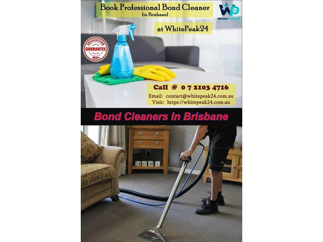 Bond Cleaners In Brisbane   100% Bond Back Assurance - 1