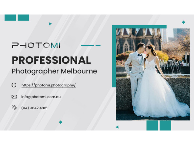 Hire Professional Photographers in Melbourne for Capturing your Moment - 1