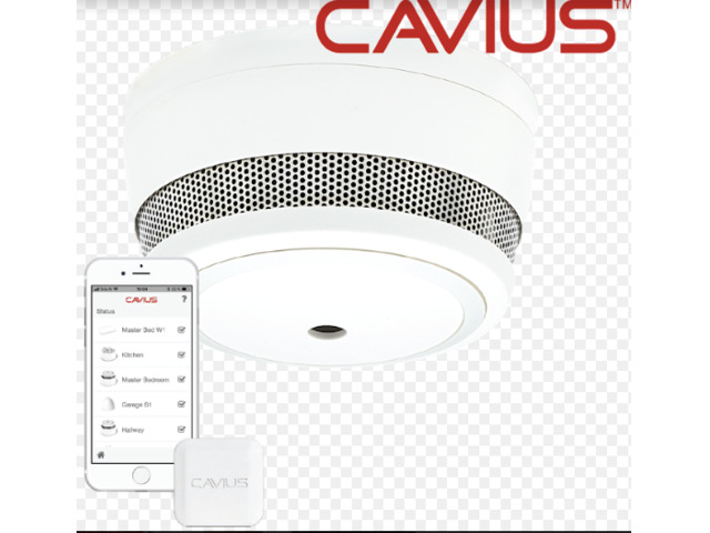 Best location for Smoke Detector - 1