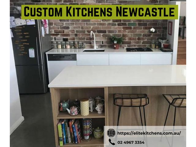 Custom Kitchens Newcastle - 1