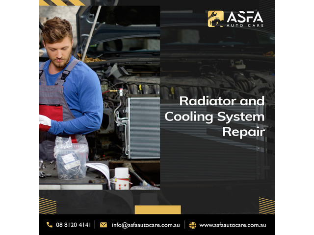 Best radiator service in Adelaide from the best mechanic in Adelaide - 1