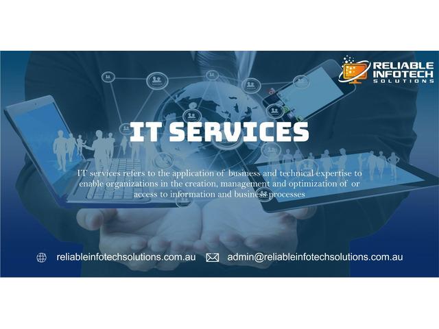 Best IT services in Australia - 1