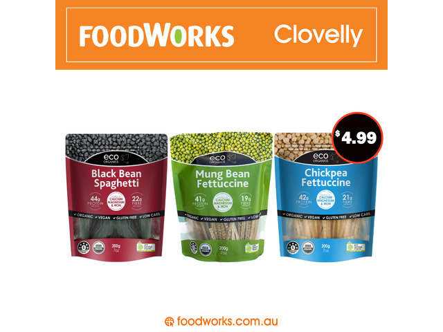 Eco Organic From FoodWorks Clovelly - 1