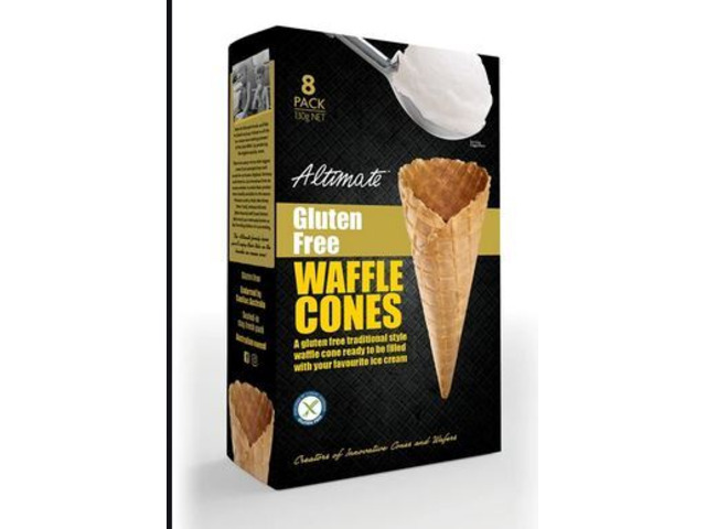 Waffle Cones in Sydney - Call Now    02 4623 1719 - 1