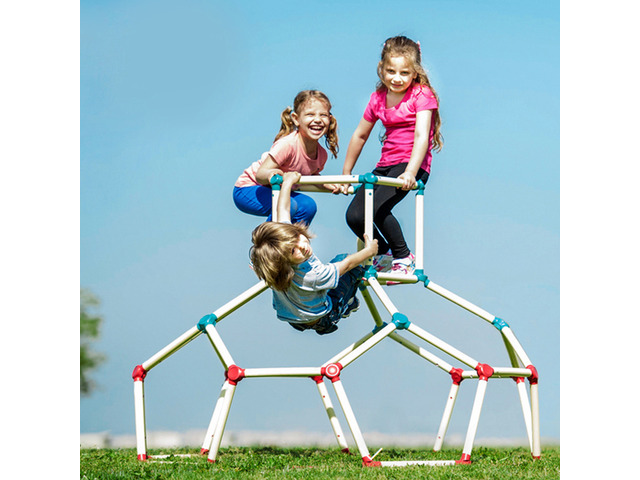 Lil' Monkey Outdoor Dome Climber - 1