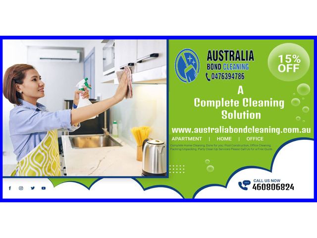 Cheap Bond Cleaning in Gold Coast - 1