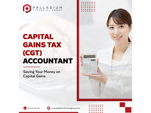 Get Clarified Solutions For Capital Gains Tax in Perth - 1