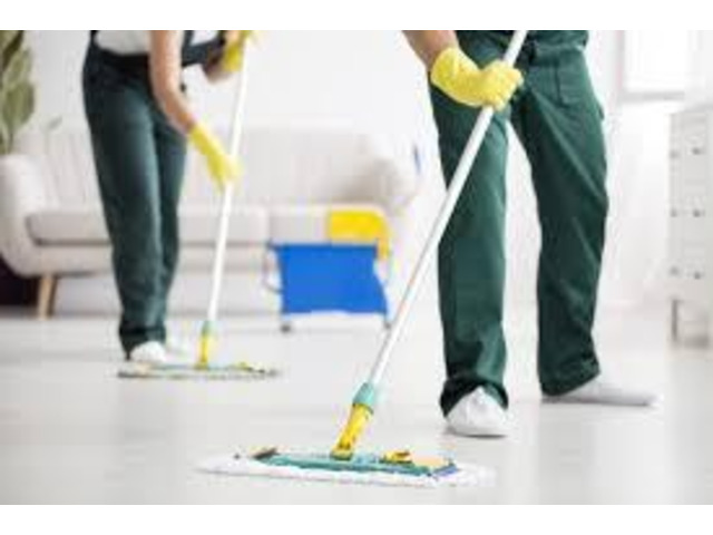 Bond Cleaning - 1