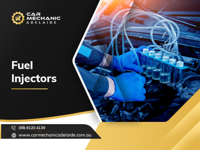 Get Your Fuel Injector Inspected From the best team in Adelaide. - 1