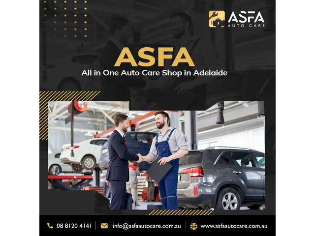 """Searching for """"BMW repair near me"""" Contact ASFA today! - 1"""