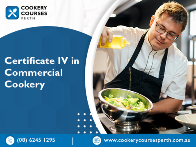 Gain hands on culinary experience with Certificate 4 commercial cookery - 1