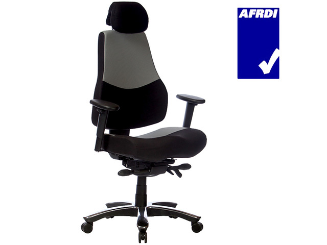 Thor Extra Heavy Duty Task Chair, Suitable For 24/7 Use - IKCON - 1
