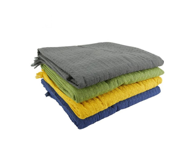 Ensure Warmth and Elegance with Cotton Throws in Australia - 1