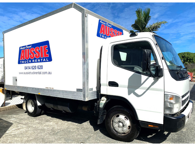 Cost-effective commercial truck rental with pick-up and drop facility - 1