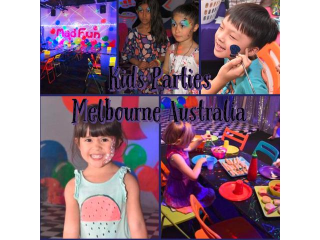 Entertainment For Kids Parties Melbourne - 2