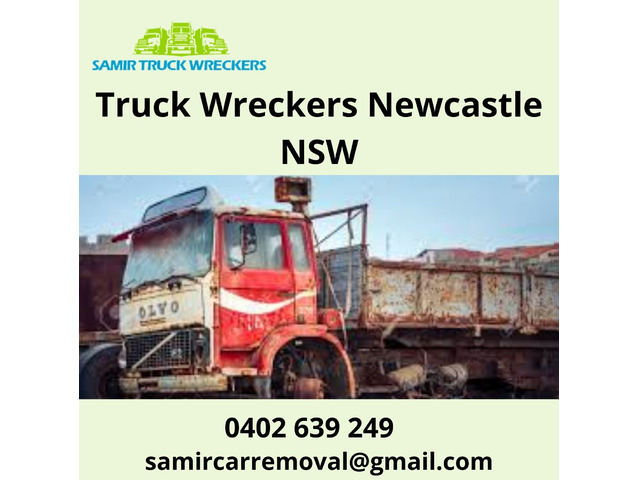 Truck Removal Newcastle - 1