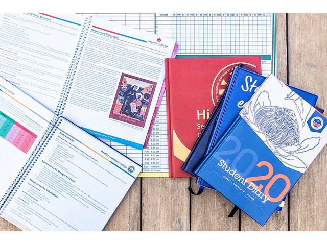Promote and Organise with Custom School Diaries - 1