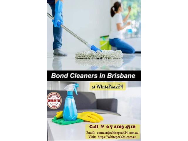 Bond Cleaners In Brisbane | 100% Bond Back Assurance - 1