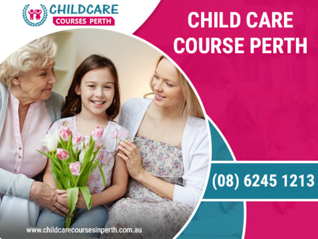 Affordable Childcare Courses In Perth - 1