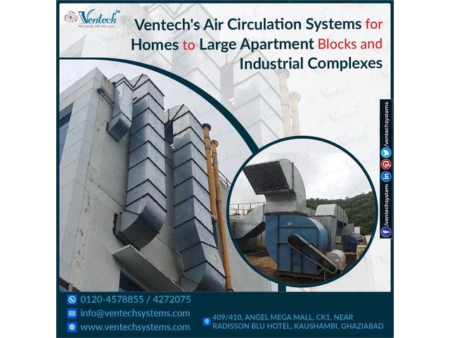 Air Circulation Systems - 1