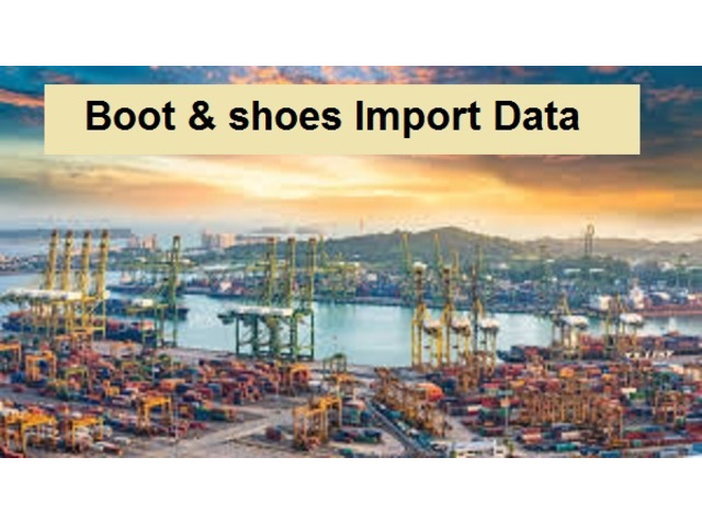 Access the Latest Boot & ShoesImport Data - 1