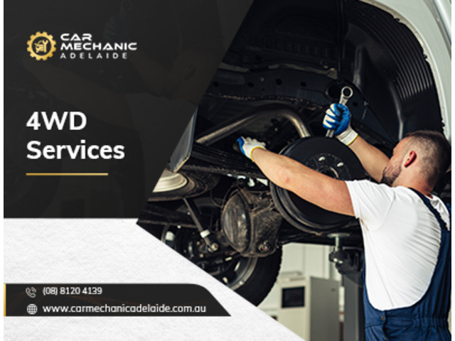 Looking For The Best 4WD Repair Shop In Australia? - 1