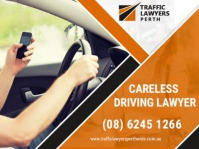 Suffering From Careless Driving Issues? Contact Traffic Lawyers Perth - 1