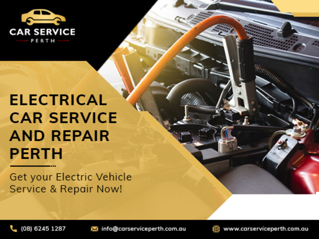 Get Your Electric Vehicle Repair From Best Car Mechanics - 1