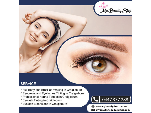My beauty stop In Melbourne Offers Beauty Treatments At An Affordable Price - 1
