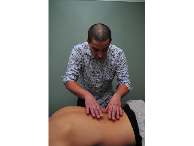 Bowen Therapy for Back Pain: Holistic Approach - 1