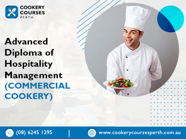 Put Your Apron On For Advanced Diploma In Hospitality Management - 1