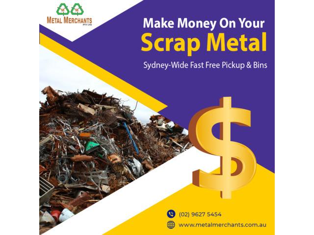 Know About Scrap Metal Prices Near Me   Metal Merchants - 1