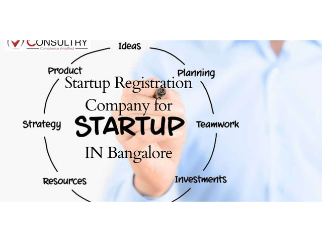 Start-up company registration in Bangalore - 1