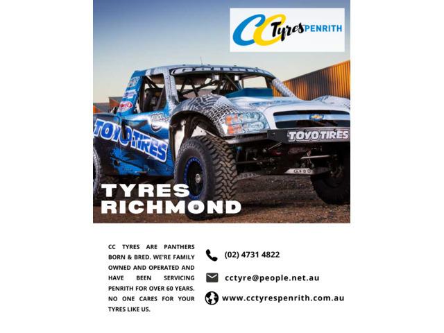 Tyres In Richmond - 1