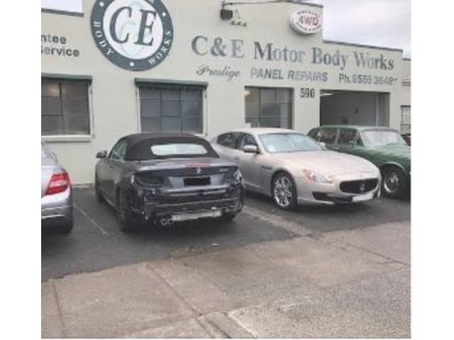 Vehicle Body Repairs Bayside - 1