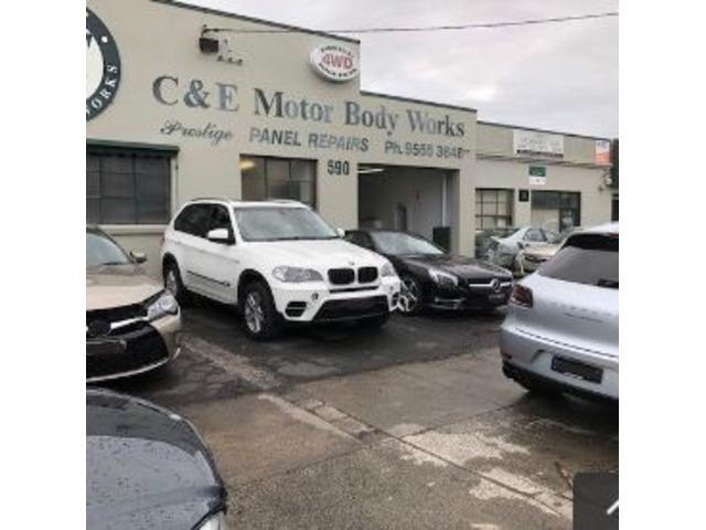 Vehicle Body Repairs Bayside - 2